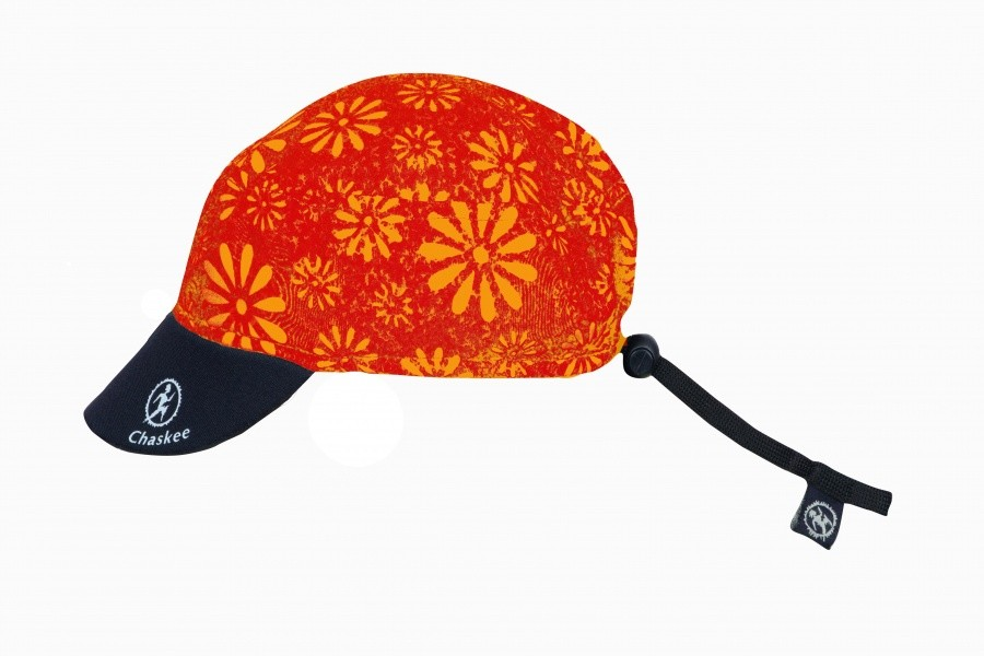 Chaskee Reversible Cap Happy Flowers Chaskee Reversible Cap Happy Flowers Farbe / color: rot ()