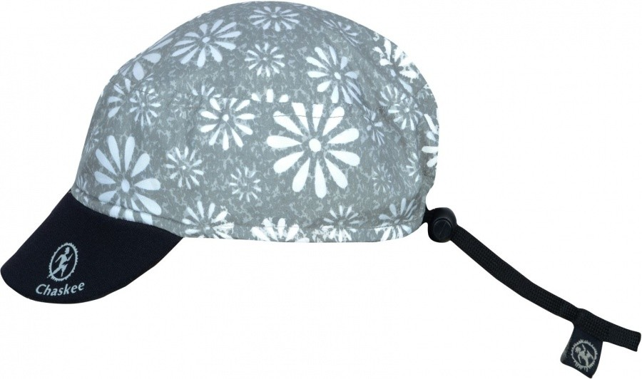 Chaskee Reversible Cap Happy Flowers Chaskee Reversible Cap Happy Flowers Farbe / color: grau ()
