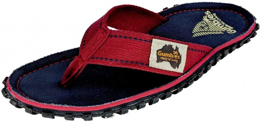 Gumbies Islander Canvas Flip Flop Women Gumbies Islander Canvas Flip Flop Women Farbe / color: navy coast ()