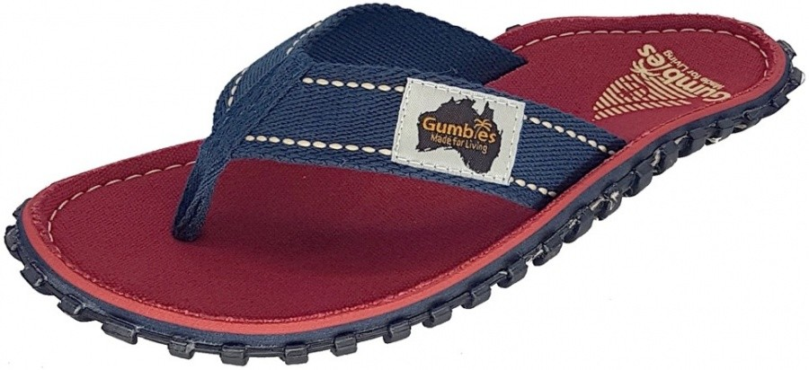 Gumbies Islander Canvas Flip Flop Gumbies Islander Canvas Flip Flop Farbe / color: coast ()