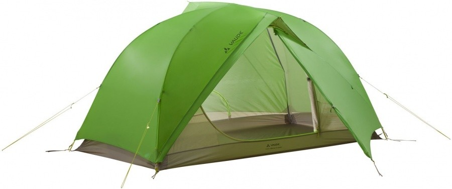 VAUDE Space SUL 1-2P Seamless VAUDE Space SUL 1-2P Seamless Farbe / color: cress green ()