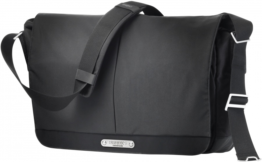 Brooks Strand Messenger Bag Brooks Strand Messenger Bag Farbe / color: black ()