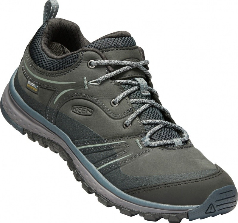 Keen Womens Terradora Leather WP Keen Womens Terradora Leather WP Farbe / color: tarragon/turbulence ()