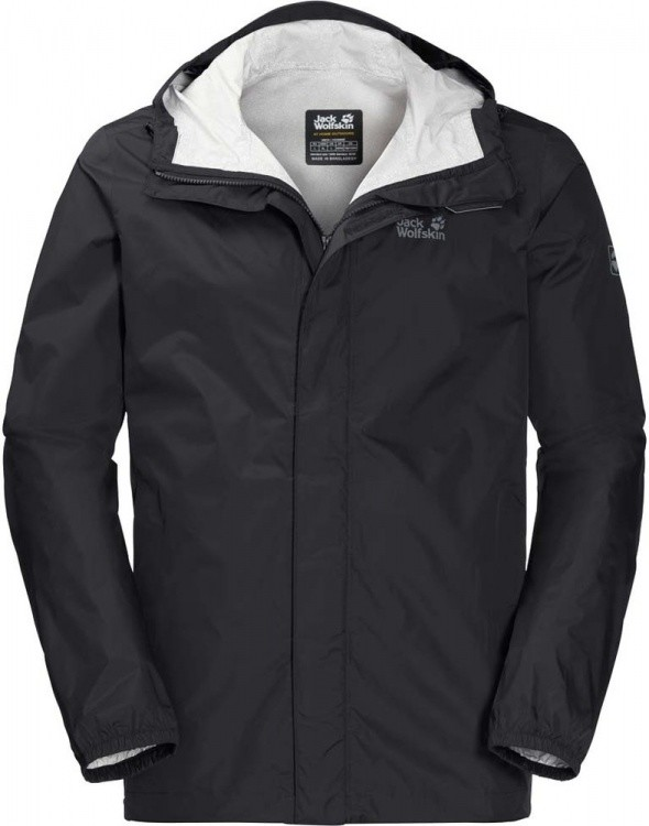 Jack Wolfskin Cloudburst Men Jack Wolfskin Cloudburst Men Farbe / color: black ()