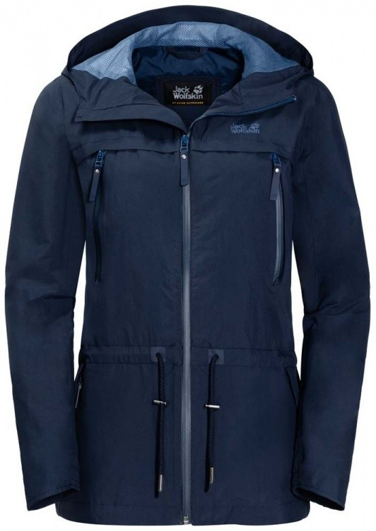 Jack Wolfskin Fairview Jacket Women Jack Wolfskin Fairview Jacket Women Farbe / color: midnight blue ()