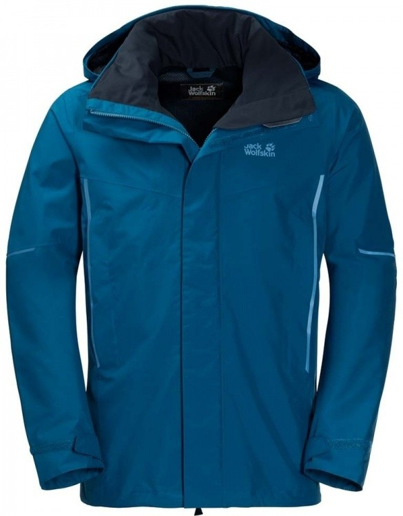 Jack Wolfskin Escalente Jacket Men Jack Wolfskin Escalente Jacket Men Farbe / color: glacier blue ()