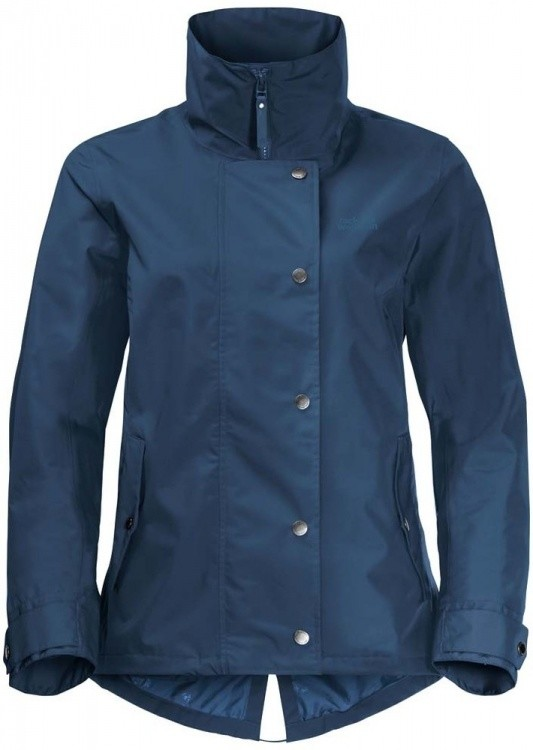 Jack Wolfskin Newport Jacket Women Jack Wolfskin Newport Jacket Women Farbe / color: ocean wave ()