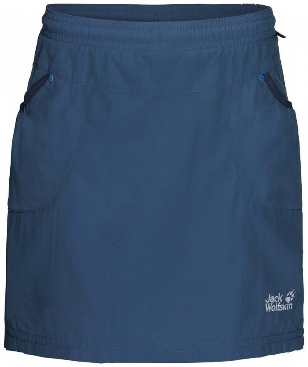 Jack Wolfskin Cricket 2 Skort Girls Jack Wolfskin Cricket 2 Skort Girls Farbe / color: ocean wave ()