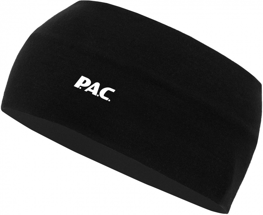 P.A.C. PAC Headband P.A.C. PAC Headband Farbe / color: total black ()