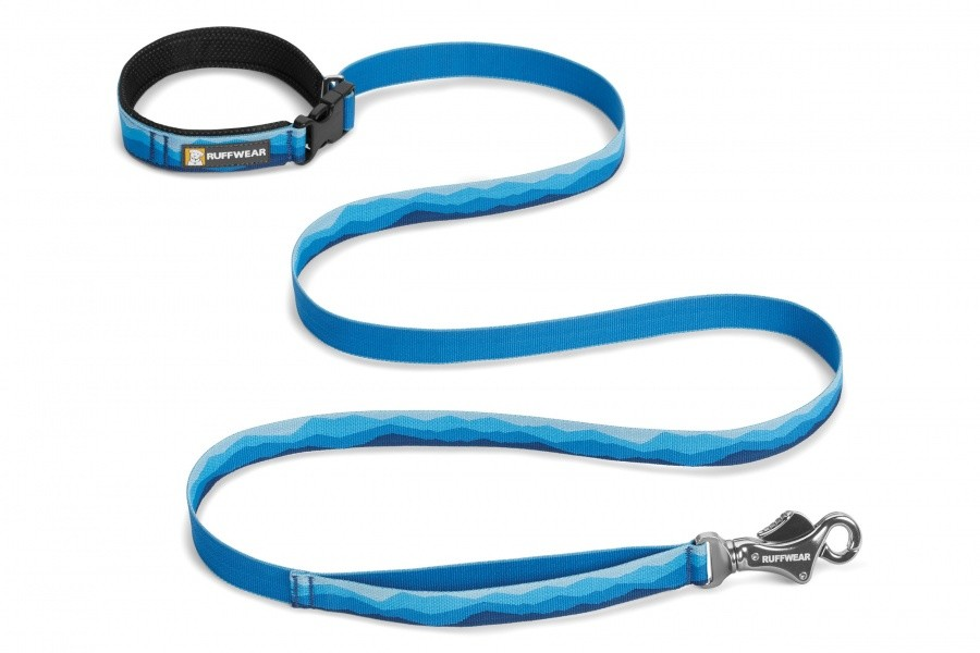 Ruffwear Flat Out Leash Ruffwear Flat Out Leash Farbe / color: blue mountains ()