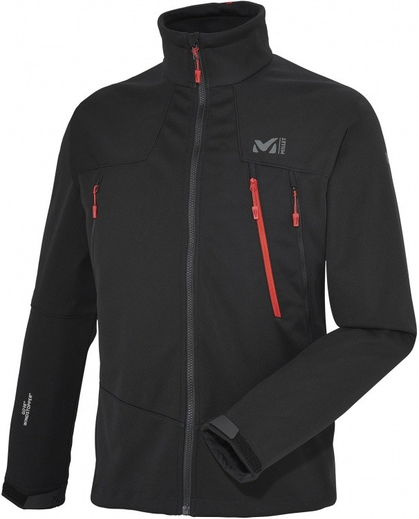 Millet K Shield Jacket Millet K Shield Jacket Farbe / color: noir ()