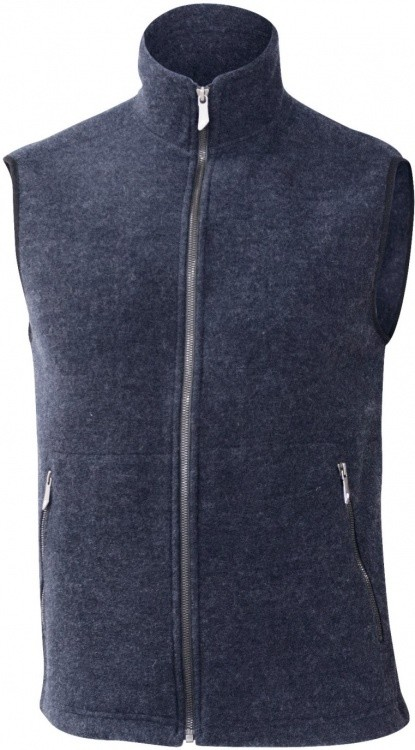 Ivanhoe of Sweden Kurre Vest Ivanhoe of Sweden Kurre Vest Farbe / color: graphite marl ()
