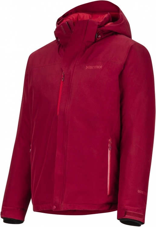 Marmot Synergy Featherless Jacket Marmot Synergy Featherless Jacket Farbe / color: brick/team red zips ()