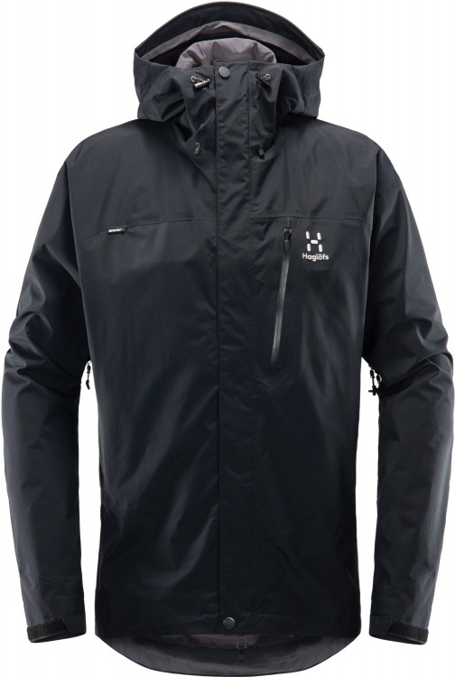 Haglöfs Astral Jacket Haglöfs Astral Jacket Farbe / color: true black ()