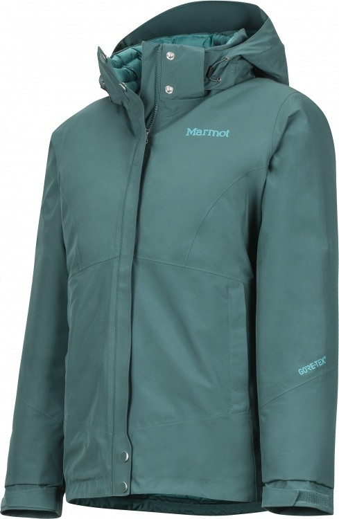 Marmot Womens Synergy Featherless Jacket Marmot Womens Synergy Featherless Jacket Farbe / color: mallard green ()
