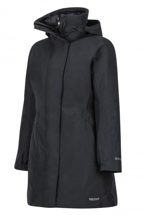 Marmot Womens West Side Component Jacket Marmot Womens West Side Component Jacket Farbe / color: black ()