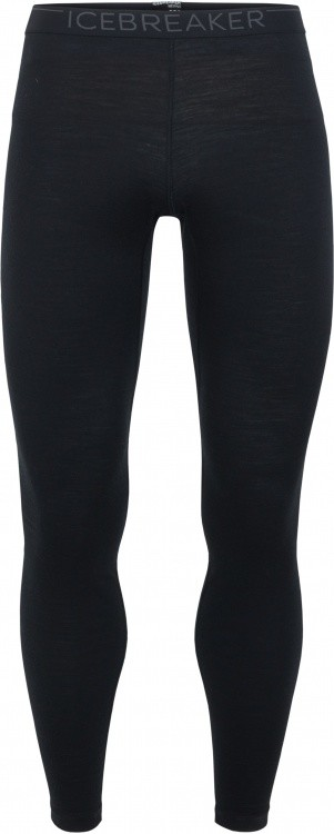 Icebreaker 200 Oasis Leggings Icebreaker 200 Oasis Leggings Farbe / color: black/monsoon ()