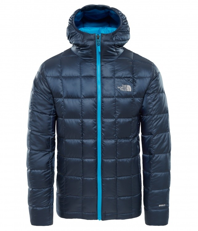 The North Face Mens Kabru Hooded Down Jacket The North Face Mens Kabru Hooded Down Jacket Farbe / color: urban navy ()