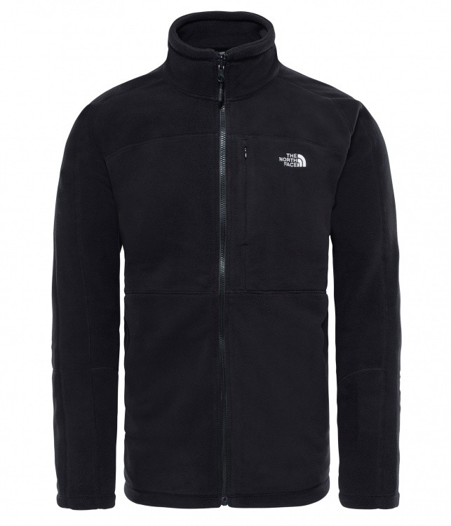 The North Face Mens 200 Shadow Full Zip The North Face Mens 200 Shadow Full Zip Farbe / color: tnf black ()