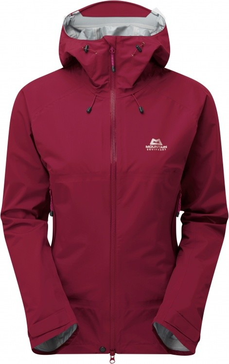 Mountain Equipment Odyssey Jacket Womens Mountain Equipment Odyssey Jacket Womens Farbe / color: cranberry ()