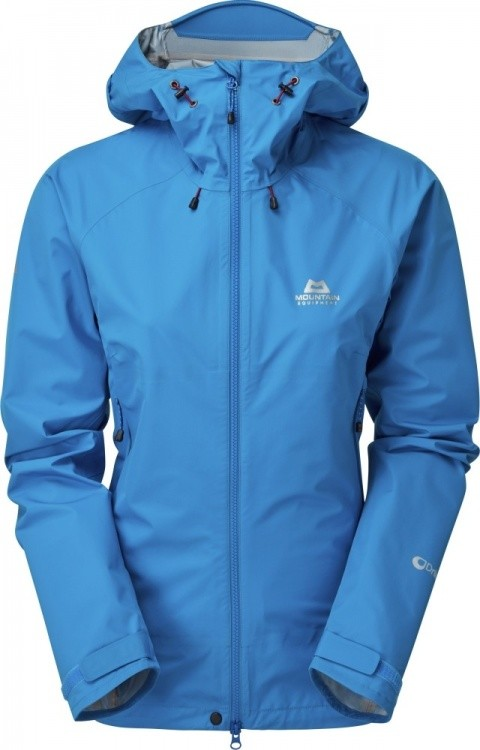 Mountain Equipment Odyssey Jacket Womens Mountain Equipment Odyssey Jacket Womens Farbe / color: finch blue ()