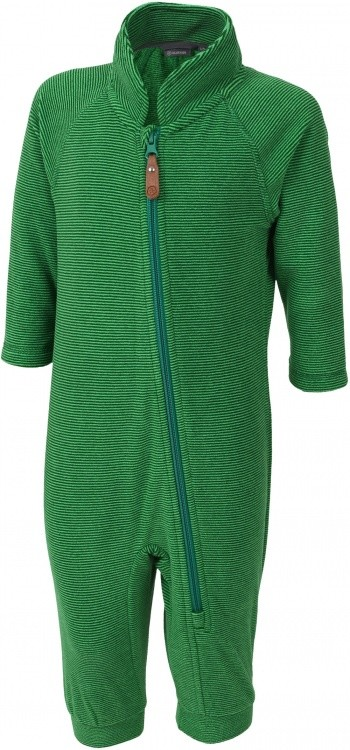 Color Kids Tudi Fleece Suit Color Kids Tudi Fleece Suit Farbe / color: toucan green ()