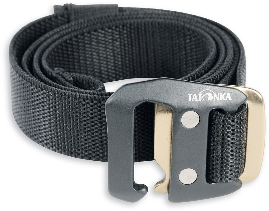 Tatonka Stretch Belt Tatonka Stretch Belt Farbe / color: black ()