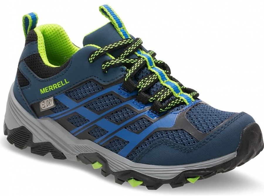 Merrell Moab FST Low WTPF Merrell Moab FST Low WTPF Farbe / color: navy/blue ()