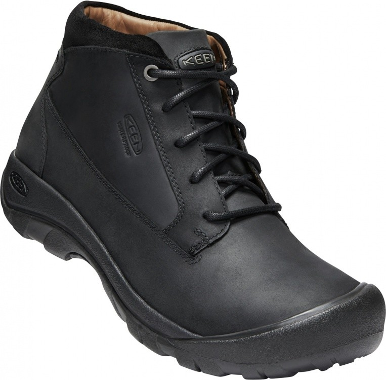 Keen Men Austin Casual Mid WP Keen Men Austin Casual Mid WP Farbe / color: black/raven ()