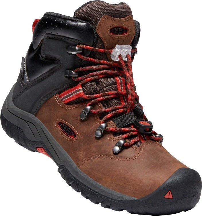 Keen Kids Torino II Mid WP Keen Kids Torino II Mid WP Farbe / color: tortoise shell/firey red ()
