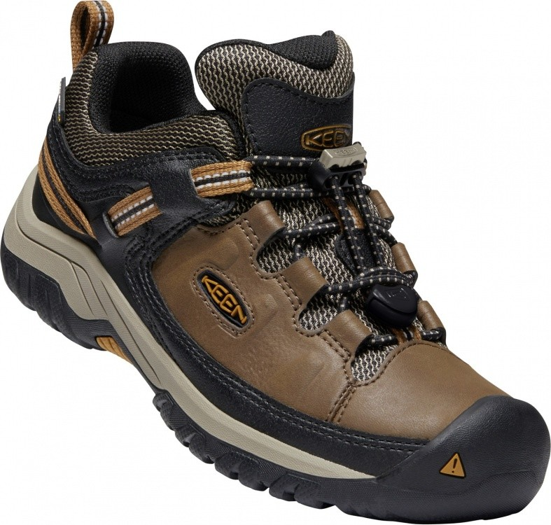 Keen Kids Targhee Low WP Keen Kids Targhee Low WP Farbe / color: dark earth/golden brown ()