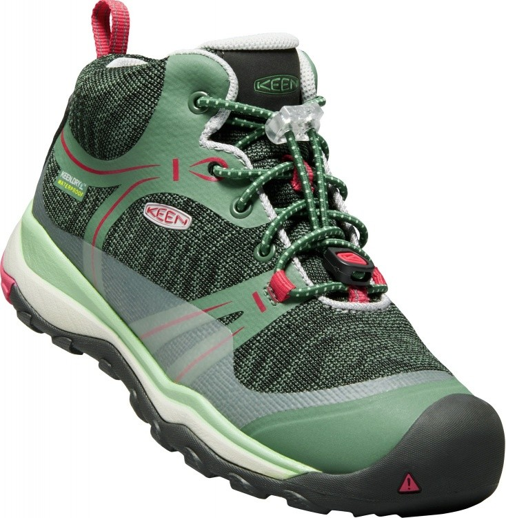 Keen Kids Terradora Mid WP Keen Kids Terradora Mid WP Farbe / color: duck green/quiet green ()