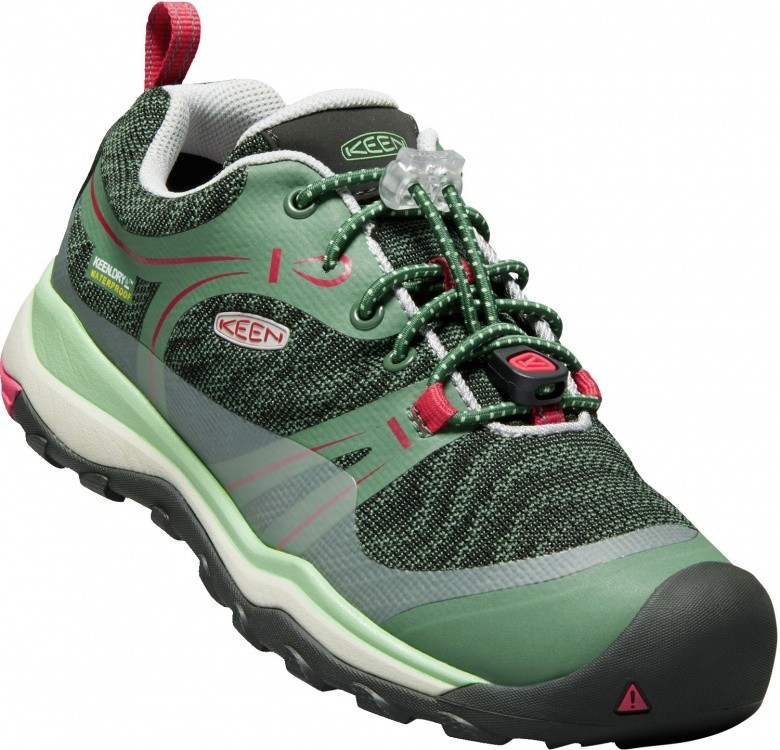 Keen Kids Terradora Low WP Keen Kids Terradora Low WP Farbe / color: duck green/quiet green ()