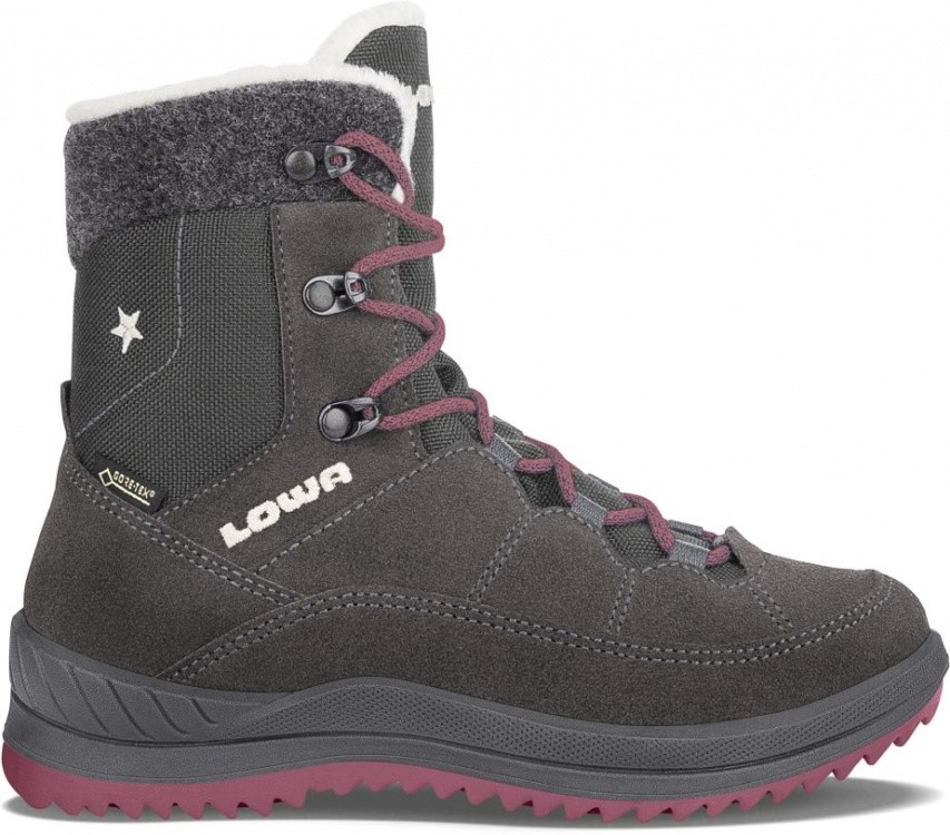 LOWA Calcetina GTX MID LOWA Calcetina GTX MID Farbe / color: anthracite ()