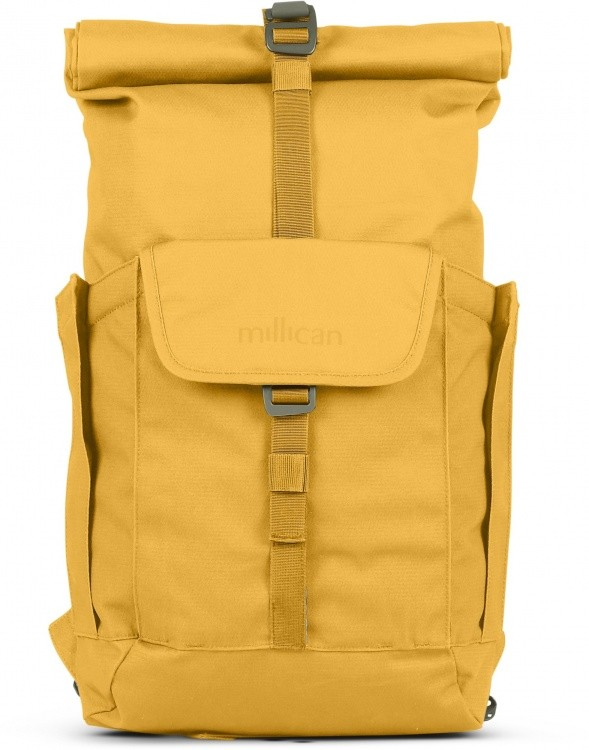 Millican Smith The Roll Pack 15 L WP Millican Smith The Roll Pack 15 L WP Farbe / color: gorse ()