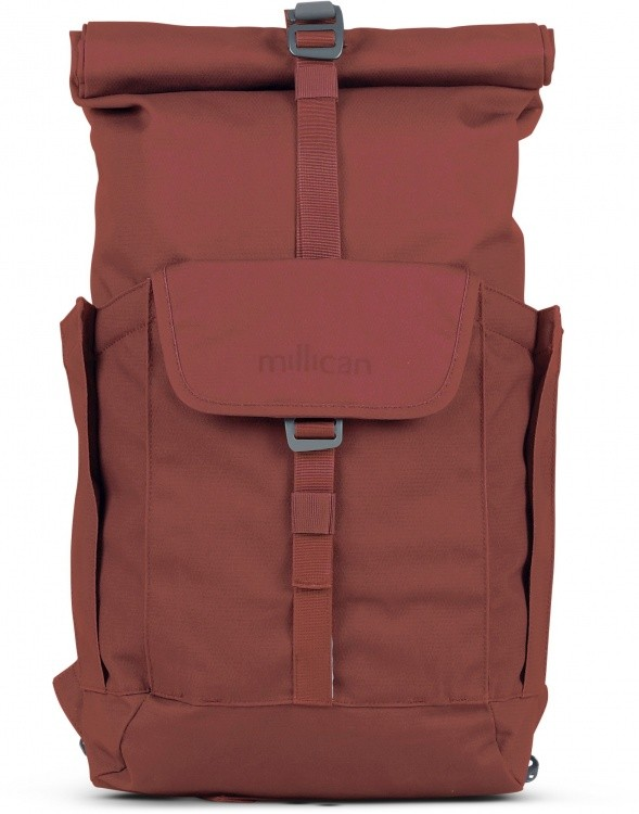 Millican Smith The Roll Pack 15 L WP Millican Smith The Roll Pack 15 L WP Farbe / color: rust ()