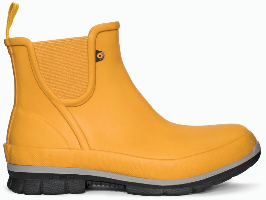 Bogs Amanda Plush Slip On Bogs Amanda Plush Slip On Farbe / color: mustard ()