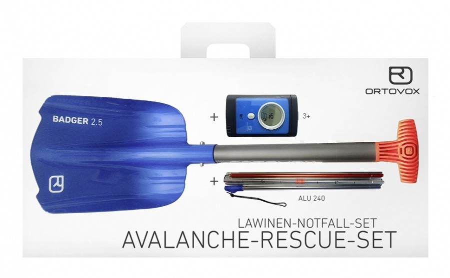 Ortovox Avalanche Rescue Kit 3+ Ortovox Avalanche Rescue Kit 3+  ()