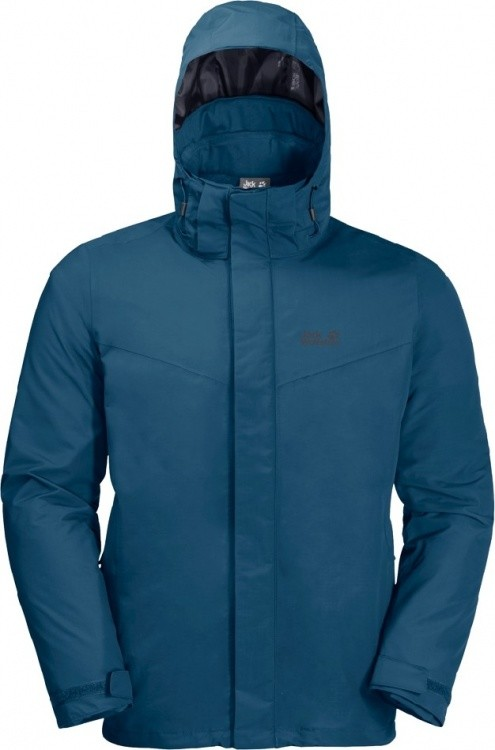 Jack Wolfskin Gotland 3in1 Jacket Men Jack Wolfskin Gotland 3in1 Jacket Men Farbe / color: dark cobalt ()