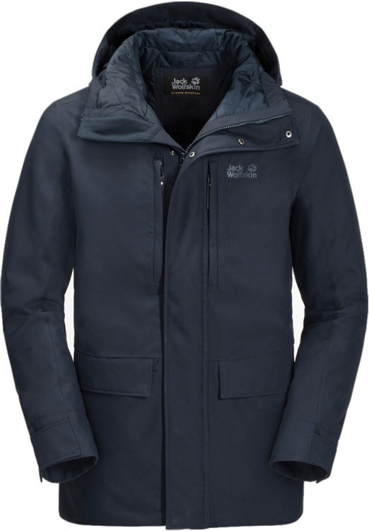 Jack Wolfskin West Coast Jacket Jack Wolfskin West Coast Jacket Farbe / color: night blue ()
