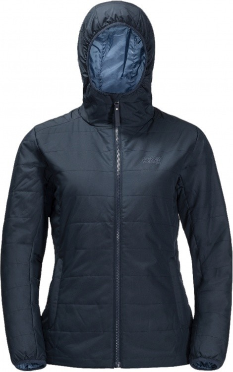 Jack Wolfskin Maryland Jacket Women Jack Wolfskin Maryland Jacket Women Farbe / color: midnight blue ()