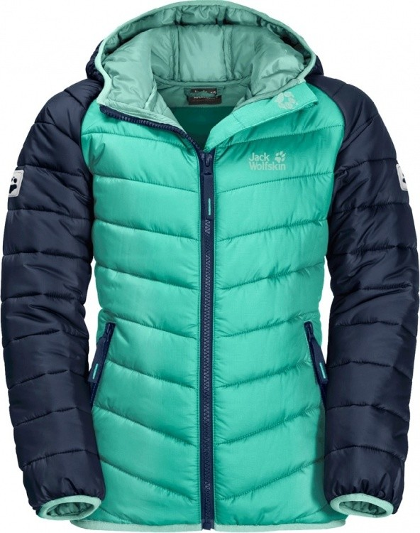 Jack Wolfskin Kids Zenon Jacket Jack Wolfskin Kids Zenon Jacket Farbe / color: electric green ()