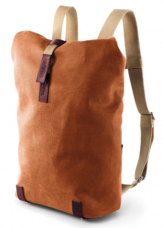 Brooks Pickwick Canvas Small Brooks Pickwick Canvas Small Farbe / color: goose beak/maroon ()