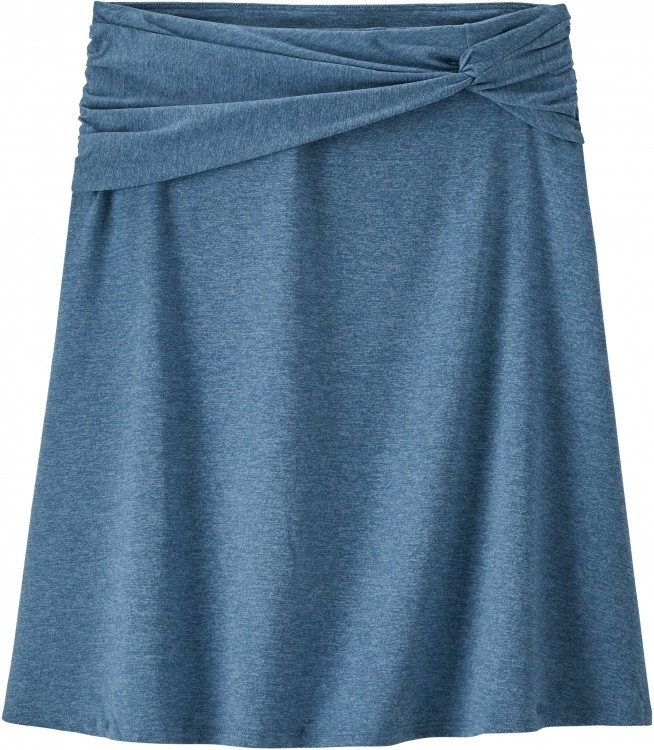 Patagonia Womens Seabrook Skirt Patagonia Womens Seabrook Skirt Farbe / color: pigeon blue ()