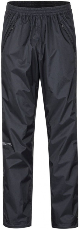 Marmot PreCip Eco Full Zip Pant Marmot PreCip Eco Full Zip Pant Farbe / color: black ()