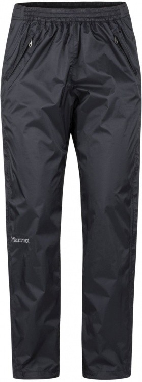 Marmot Womens PreCip Eco Full Zip Pant Marmot Womens PreCip Eco Full Zip Pant Farbe / color: black ()