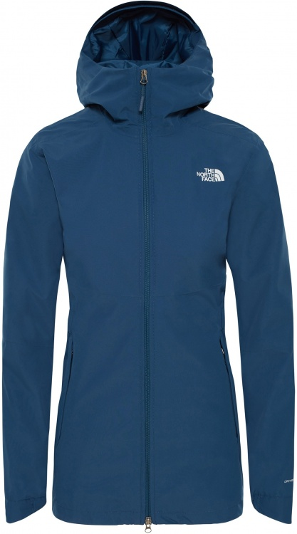 The North Face Womens Hikesteller Parka Shell Jacket The North Face Womens Hikesteller Parka Shell Jacket Farbe / color: blue wing teal ()