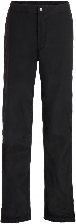 VAUDE Mens Yaras Rain Pants III VAUDE Mens Yaras Rain Pants III Farbe / color: black ()