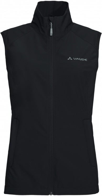 VAUDE Womens Hurricane Vest III VAUDE Womens Hurricane Vest III Farbe / color: black ()