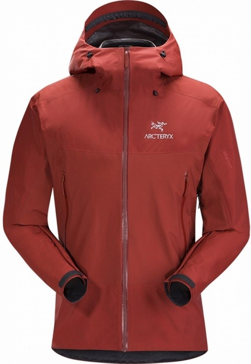 Arc'teryx Beta SL Hybrid Jacket Arc'teryx Beta SL Hybrid Jacket Farbe / color: infrared ()